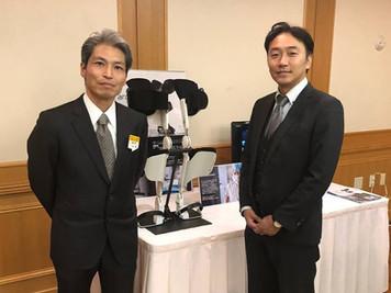 第10回日本ミニマム創泌尿器内視鏡外科学会学術集会にて講演