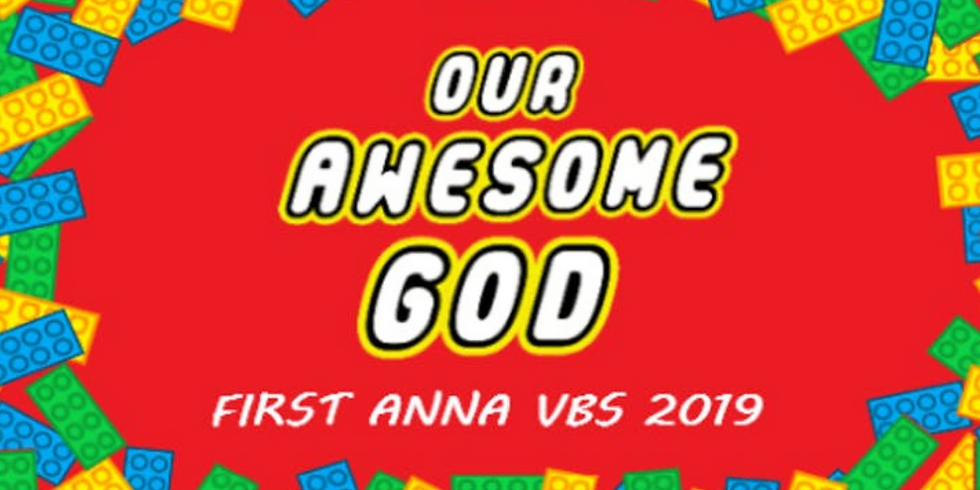 Our Awesome God! VBS 2019