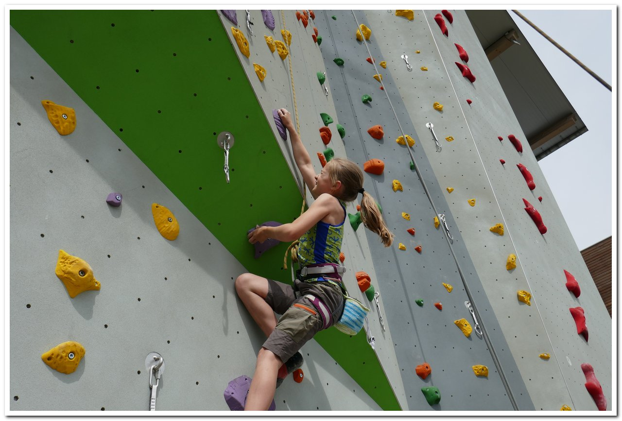 Lead-Fun-Cup für Kids im hiclimb