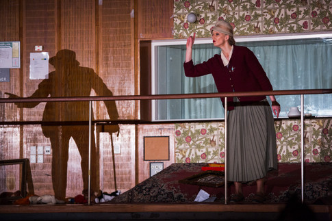 La Bergére i Ravels opera L'enfant et les sortilèges, januar 2016