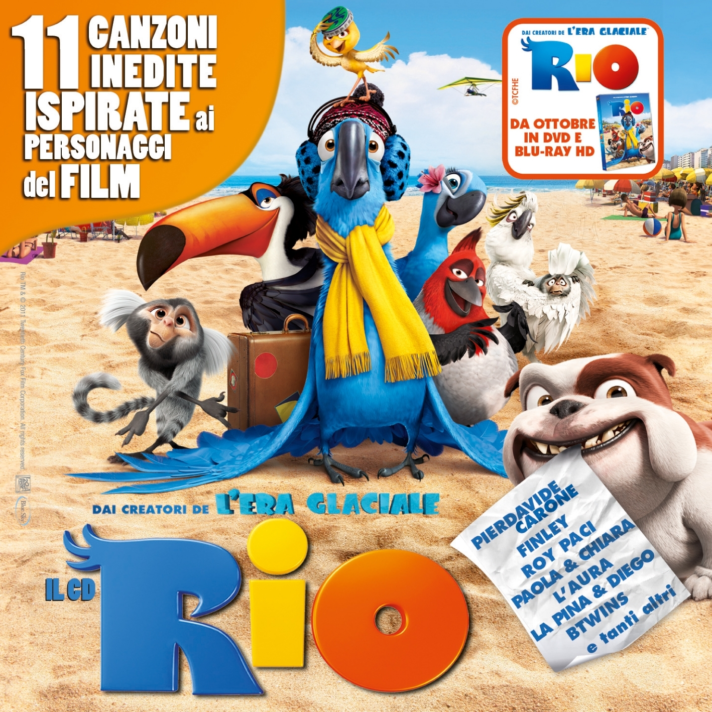 RIO IL CD