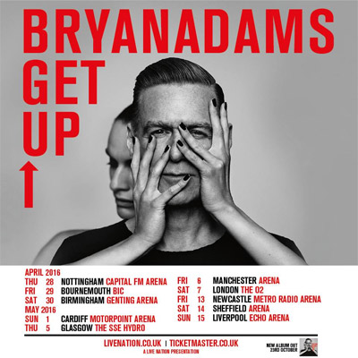 Bryan-Adams-Get-Up-UK-Arena-Tour-2016