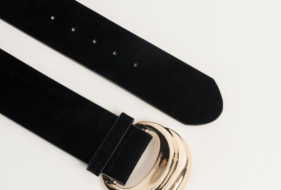 Cintura di velluto