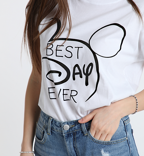 Best day t-shirt