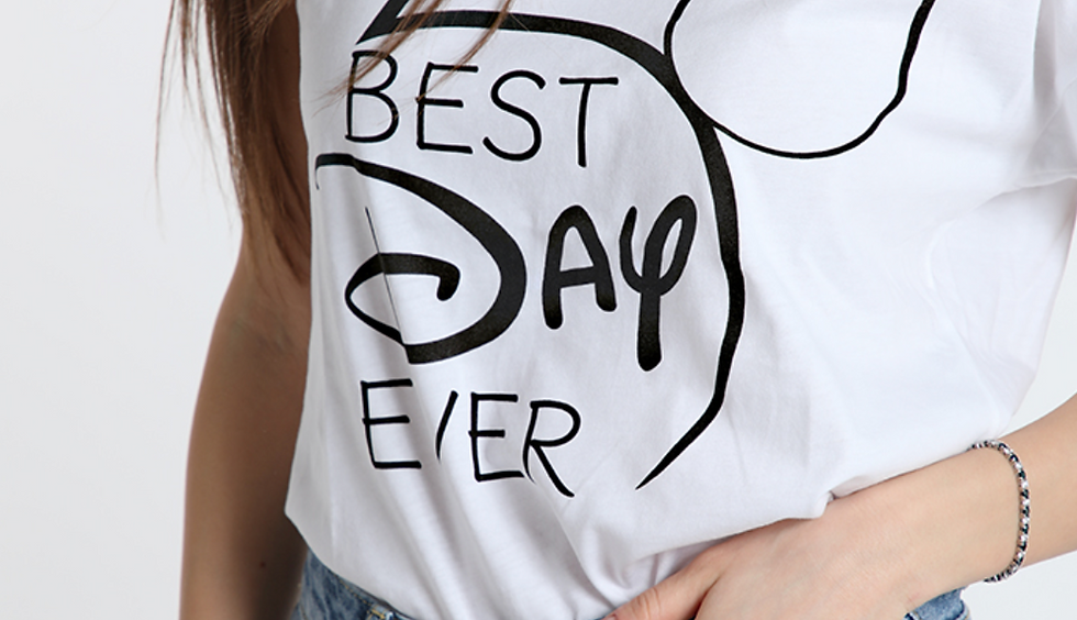 Best day t-shirt