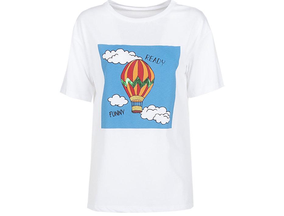 T-shirt cloud