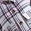 Thumbnail: Giacca In Cotone Fantasia Tartan