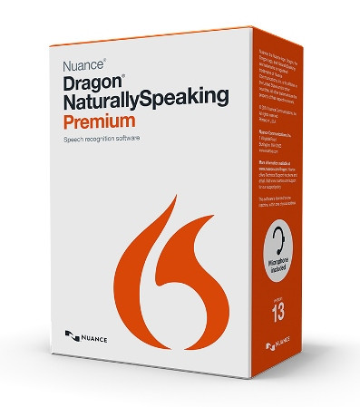 Dragon Naturally Speaking 13 Released!
