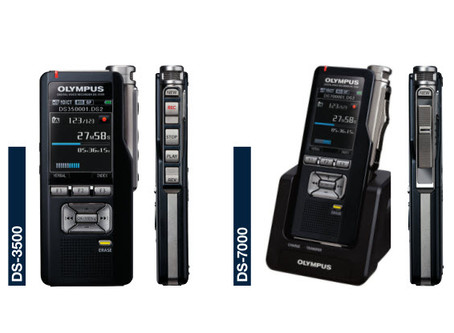 Olympus DS-9000 and Dragon Professional Individual 15