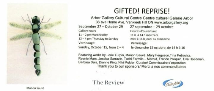 Exhibition: Gifted!