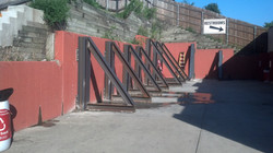 Retaining Wall Shoring