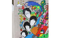 Murale acrylic Colors