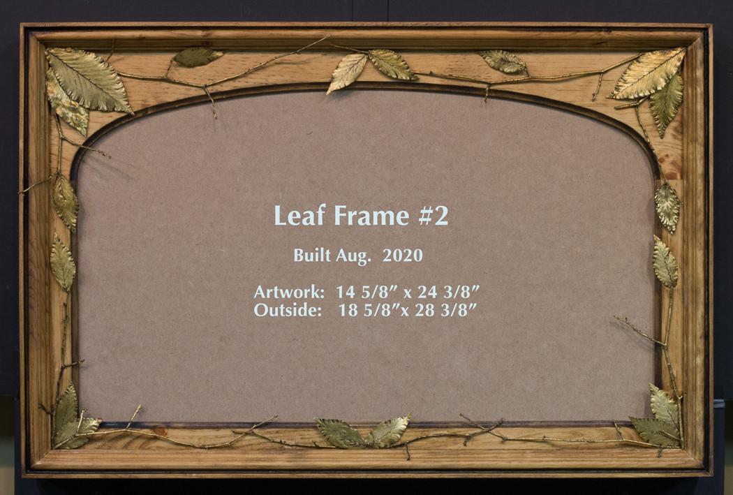 Leaf Frame_2 American Beech