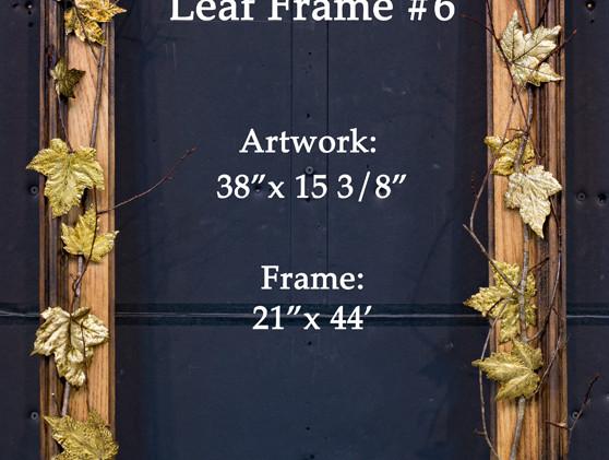Leaf Frame_6 Maple Leaf
