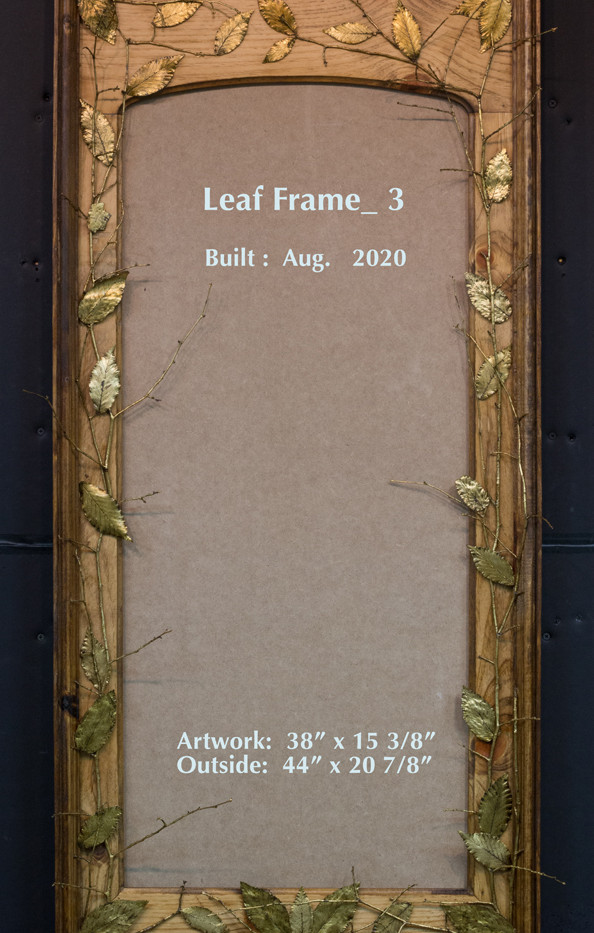 Leaf Frame_3 American Beech