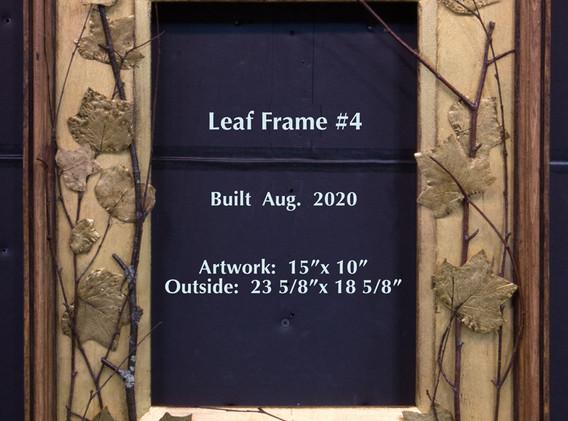 Leaf Frame_4 Poplar