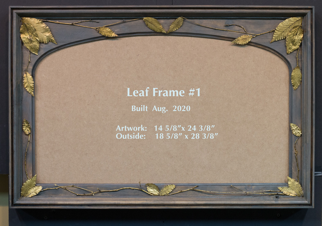 Leaf Frame_1 American Beech