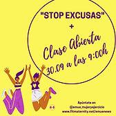 clase abierta stop excusas.jpg