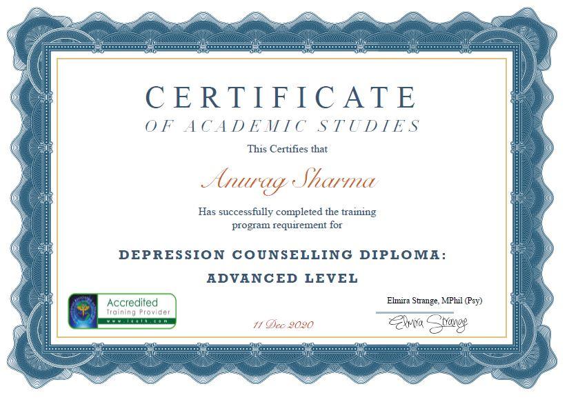 Depression Certificate.JPG