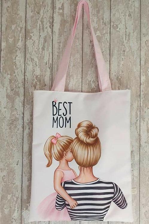 Einkaufstasche best Mom