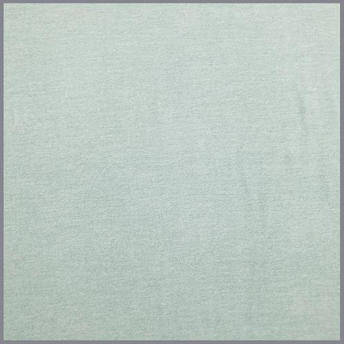 Baumwolljersey Digital Jeansotik mint
