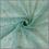 Thumbnail: Reststück Glitzertüll mit Goldenen Perlen schattengrün