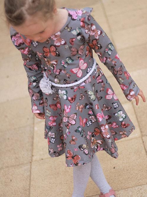 Shirt / Kleid Bambina Gr. 62 - 152