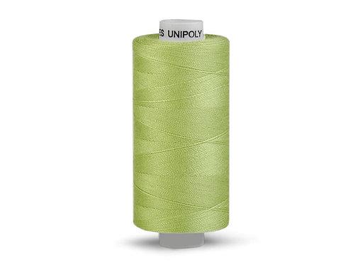 Nähgarn aus Polyester Unipoly Wickel 500 m Hellgrün