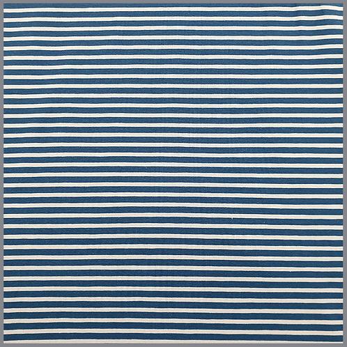 Ringeljersey blau-grau