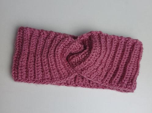 Handmade Stirnband Altrosa KU44-48