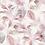Thumbnail: Baumwolljersey Digital Aquarell- Zweige creme