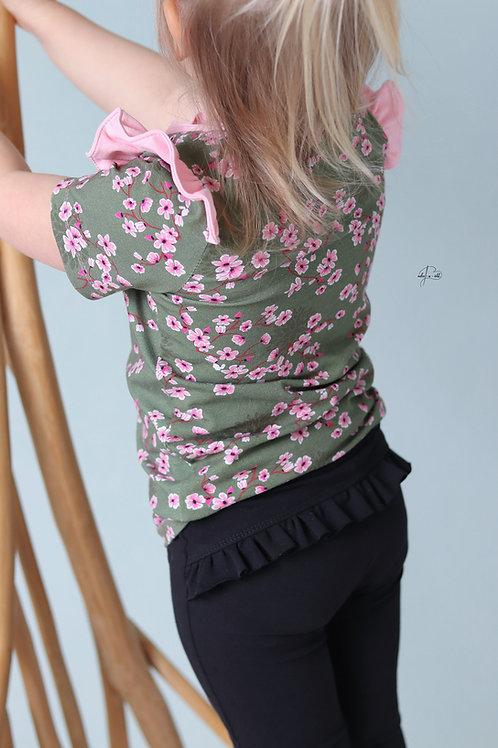 Freebook Shirt Nina mit Ebenen und A0 Datei