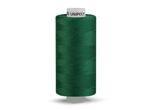 Nähgarn aus Polyester Unipoly Wickel 500 m Grün