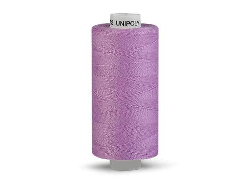 Nähgarn aus Polyester Unipoly Wickel 500 m Lavendel
