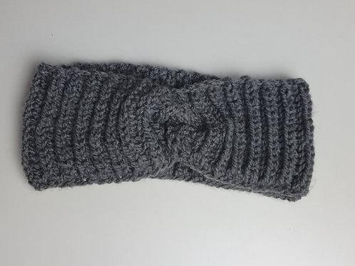 Stirnband KU 46-48 Grau