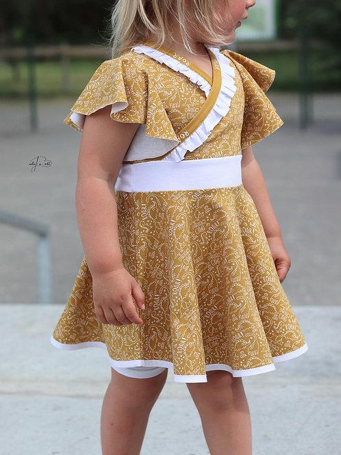 Kleid Rosaria elastic Gr. 62 - 152