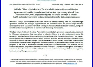Middle Cities PRESS RELEASE