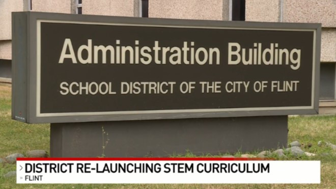 Brownell will serve kindergarten through fifth grade and Holmes Middle School will be the STEM academy for sixth through eighth grade.  Photo: WEYI