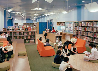 River Rouge Schools awarded federal grant to restore urban school libraries