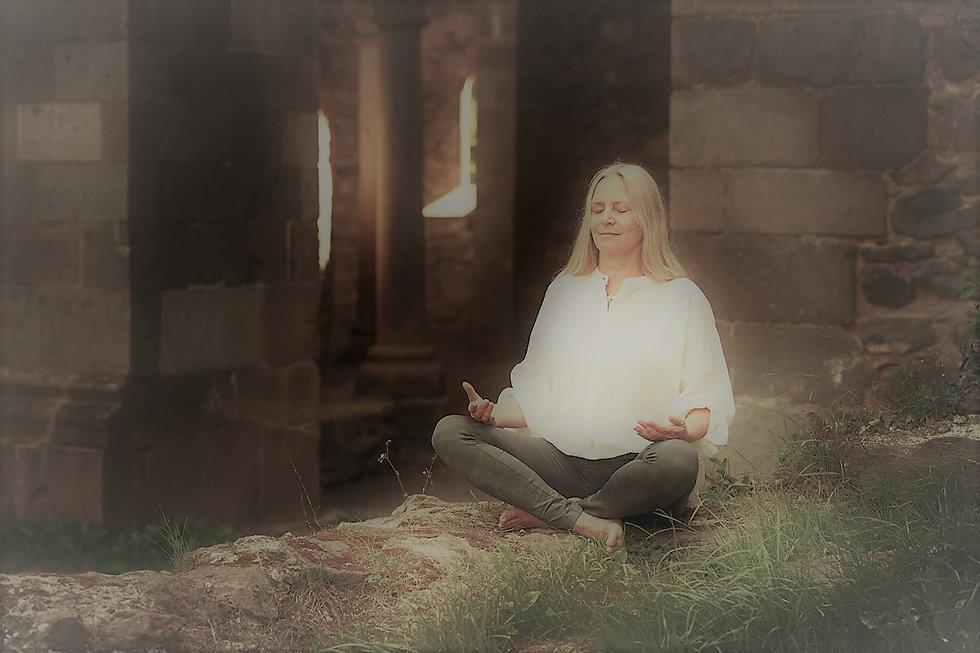 Meditation Geistiges Heilen Selbstheilung Innere Ruhe Entspannung