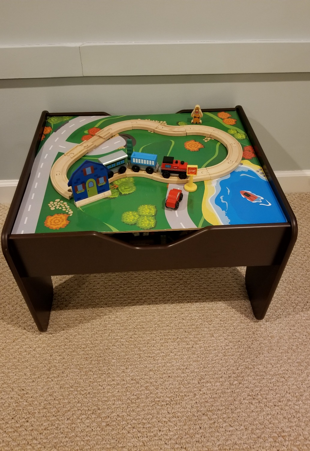 speech therapy activity table