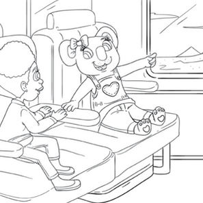 Coloring Page #2