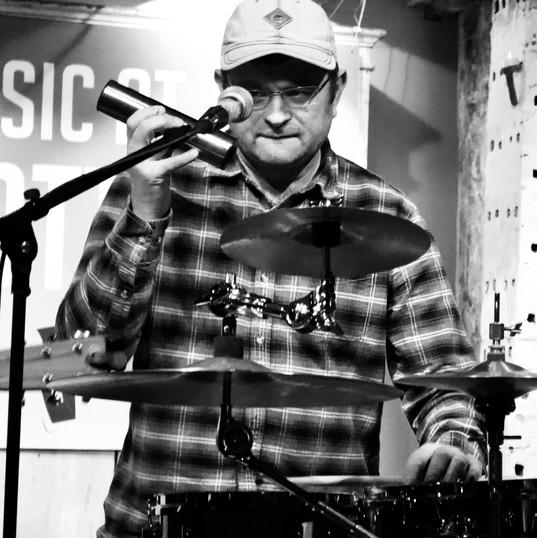 James Walker - percussion