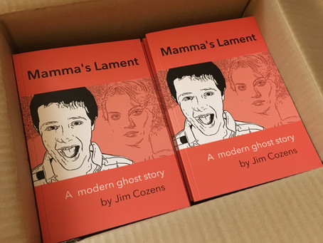 Mamma's Lament - Release 20th Jan