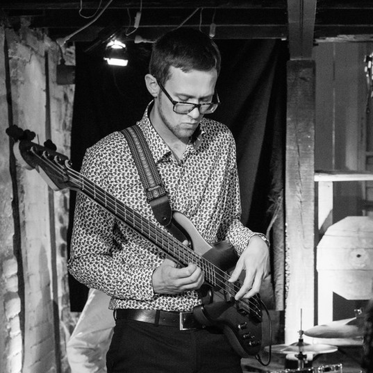 Cameron Websdale - bass
