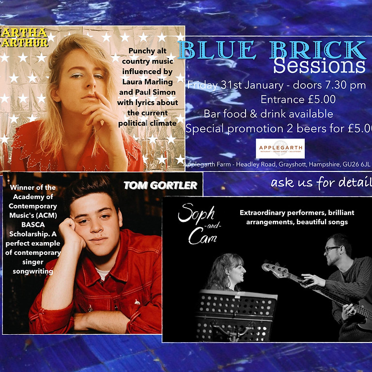 Blue Brick Sessions