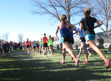 Run in to The Running Warehouse