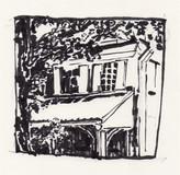 Study of Cedar Grove Historic House