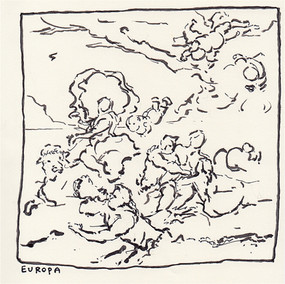 Study of Abduction of Europa