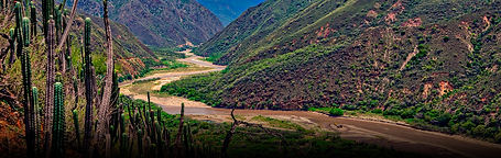 Roundtrips | Cañon del Chicamocha | Newtours Colombia